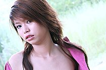 Jean Prada Bares Pert Breasts And Plays With Dildo